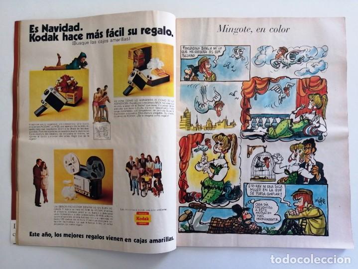 Coleccionismo de Revista Blanco y Negro: Blanco y Negro 3008 -Hussein Atenagoras Beatles John Lennon Katherine Hepburn Coco Chanel -VER FOTOS - Foto 4 - 206938138