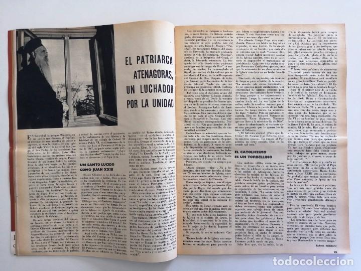 Coleccionismo de Revista Blanco y Negro: Blanco y Negro 3008 -Hussein Atenagoras Beatles John Lennon Katherine Hepburn Coco Chanel -VER FOTOS - Foto 9 - 206938138