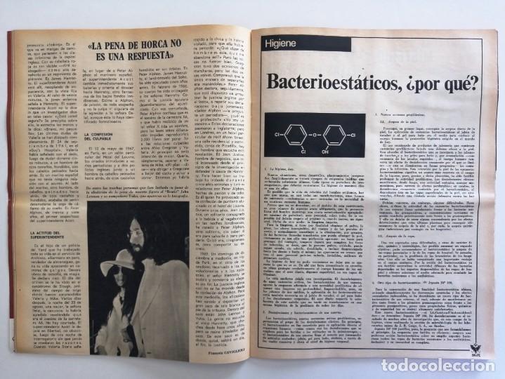 Coleccionismo de Revista Blanco y Negro: Blanco y Negro 3008 -Hussein Atenagoras Beatles John Lennon Katherine Hepburn Coco Chanel -VER FOTOS - Foto 12 - 206938138