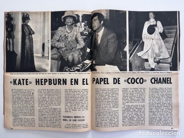 Coleccionismo de Revista Blanco y Negro: Blanco y Negro 3008 -Hussein Atenagoras Beatles John Lennon Katherine Hepburn Coco Chanel -VER FOTOS - Foto 18 - 206938138