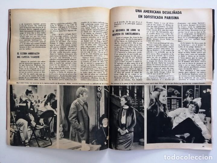 Coleccionismo de Revista Blanco y Negro: Blanco y Negro 3008 -Hussein Atenagoras Beatles John Lennon Katherine Hepburn Coco Chanel -VER FOTOS - Foto 19 - 206938138