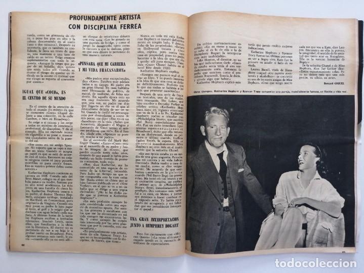 Coleccionismo de Revista Blanco y Negro: Blanco y Negro 3008 -Hussein Atenagoras Beatles John Lennon Katherine Hepburn Coco Chanel -VER FOTOS - Foto 20 - 206938138