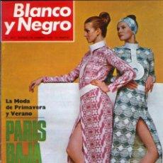 Collectionnisme de Magazine Blanco y Negro: BLANCO Y NEGRO 3017 - ROLEX ARRABAL LASTRA LAOS JULIO IGLESIAS EUROVISIÓN RAFAEL ZABALETA -VER FOTOS. Lote 287360778