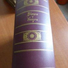 Coleccionismo de Revista Blanco y Negro: REVISTA BLANCO Y NEGRO . 1988. EJEMPLARES DE JUNIO A SEPTIEMBRE ENCUADERNADOS. Lote 207106092