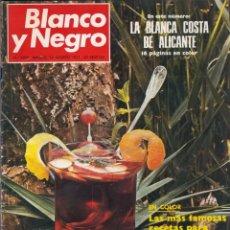 Coleccionismo de Revista Blanco y Negro: BLANCO Y NEGRO 3093 - LA ASUNCIÓN EL GRECO APOLO 15 RADIO PIRATA MEBO 2 CASAS DE LABRANZA -VER FOTOS. Lote 207338377
