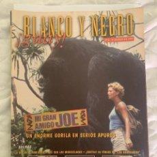Coleccionismo de Revista Blanco y Negro: BLANCO Y NEGRO GUAY Nº 6 21-04-1999 MI GRAN AMIGO JOE. Lote 209351826
