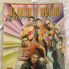 Coleccionismo de Revista Blanco y Negro: BLANCO Y NEGRO !GUAY! Nº 22 11 JULIO 1999 BACKSTREET BOYS. Lote 209584336