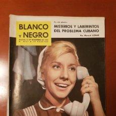 Coleccionismo de Revista Blanco y Negro: BLANCO Y NEGRO REVISTA Nº 2637 MADRID, 17 DE NOVIEMBRE 1962_ENTREVISTA GRACITA MORALES.. Lote 209748896