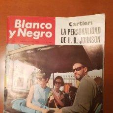Colecionismo de Revistas Preto e Branco: BLANCO Y NEGRO REVISTA Nº 2766 MADRID, 8 DE MAYO 1965_PRIMAVERA SEVILLANA. CARTIER.. Lote 209871337