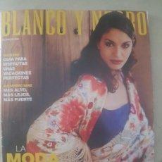 Coleccionismo de Revista Blanco y Negro: REVISTA BLANCO Y NEGRO DORANTES / MICHAEL JORDAN / JOHNNY DEEP / ALEJANDRO SANZ / 28 DE JUNIO 1998.. Lote 210122466