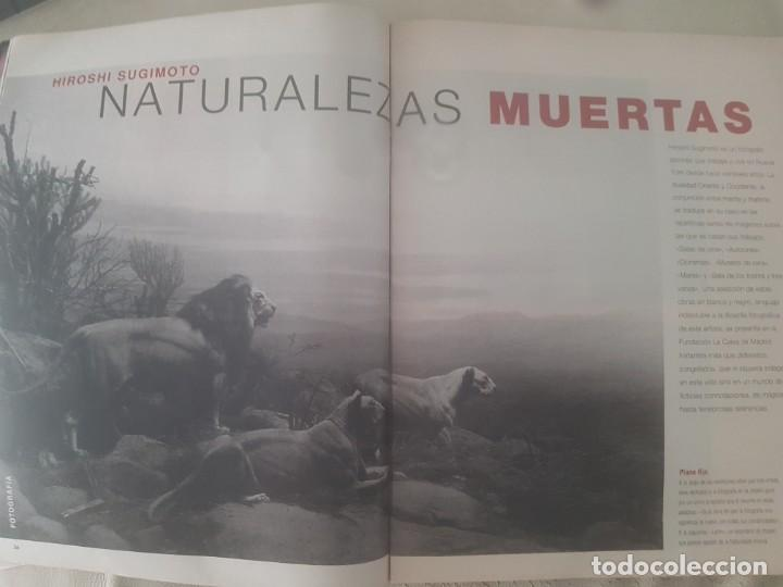 Coleccionismo de Revista Blanco y Negro: REVISTA BLANCO Y NEGRO DORANTES / MICHAEL JORDAN / JOHNNY DEEP / ALEJANDRO SANZ / 28 DE JUNIO 1998. - Foto 7 - 210122466