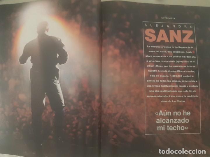 Coleccionismo de Revista Blanco y Negro: REVISTA BLANCO Y NEGRO DORANTES / MICHAEL JORDAN / JOHNNY DEEP / ALEJANDRO SANZ / 28 DE JUNIO 1998. - Foto 8 - 210122466