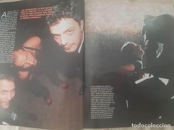 Coleccionismo de Revista Blanco y Negro: REVISTA BLANCO Y NEGRO DORANTES / MICHAEL JORDAN / JOHNNY DEEP / ALEJANDRO SANZ / 28 DE JUNIO 1998. - Foto 9 - 210122466