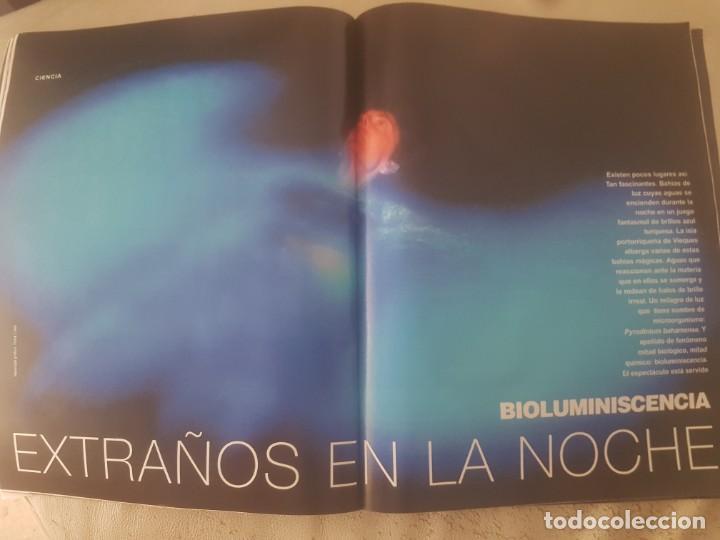 Coleccionismo de Revista Blanco y Negro: REVISTA BLANCO Y NEGRO DORANTES / MICHAEL JORDAN / JOHNNY DEEP / ALEJANDRO SANZ / 28 DE JUNIO 1998. - Foto 13 - 210122466