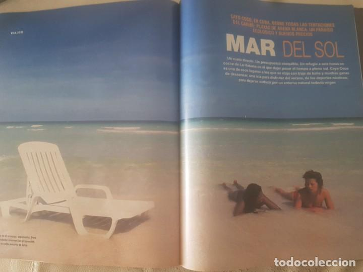 Coleccionismo de Revista Blanco y Negro: REVISTA BLANCO Y NEGRO DORANTES / MICHAEL JORDAN / JOHNNY DEEP / ALEJANDRO SANZ / 28 DE JUNIO 1998. - Foto 14 - 210122466