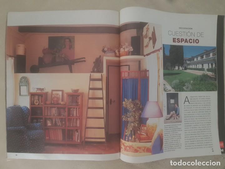 Coleccionismo de Revista Blanco y Negro: REVISTA BLANCO Y NEGRO DORANTES / MICHAEL JORDAN / JOHNNY DEEP / ALEJANDRO SANZ / 28 DE JUNIO 1998. - Foto 16 - 210122466