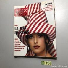 Coleccionismo de Revista Blanco y Negro: REVISTA BLANCO Y NEGRO. Lote 210159368