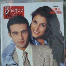 Coleccionismo de Revista Blanco y Negro: BLANCO Y NEGRO SIN ABRIR ENRIQUE PONCE Y PALOMA CUEVAS. Lote 212697110