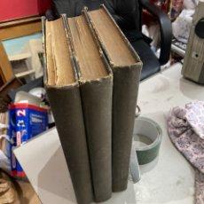 Coleccionismo de Revista Blanco y Negro: LOTE DE 3 TOMOS REVISTAS Y CÓMICS HISTORIETAS DE FLORITA PARA NIÑAS EDICIÓN CLIPPER AÑOS 40. Lote 245196070