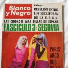 Coleccionismo de Revista Blanco y Negro: BLANCO Y NEGRO N°2809, 1966. Lote 214148280
