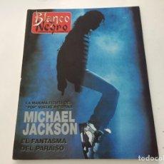 Coleccionismo de Revista Blanco y Negro: BLANCO Y NEGRO 9 1992 MICHAEL JACKSON ICIAR BOLLAIN KETAMA WINDSURF JOSE TAMAYO ANA TORROJA. Lote 214166701