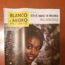 Coleccionismo de Revista Blanco y Negro: BLANCO Y NEGRO REVISTA Nº 2650 MADRID, 16 DE FEBRERO 1963_MARIA TERESA 1ª DAMA COSTA DE MARFIL.. Lote 214941160