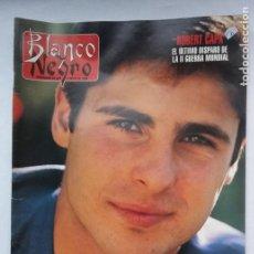 Coleccionismo de Revista Blanco y Negro: REVISTA BLANCO Y NEGRO SEMANARIO DE ABC Nº 3958. 7 DE MAYO DE 1995. TDKC75. Lote 218211457