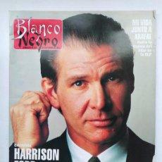 Coleccionismo de Revista Blanco y Negro: BLANCO Y NEGRO Nº 3874 1993 26 SEPTIEMBRE 1993 HARRISON FORD LINA MORGAN REBECCA DE MORNAY TDKC75. Lote 218219833