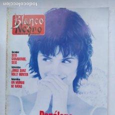 Coleccionismo de Revista Blanco y Negro: REVISTA BLANCO Y NEGRO Nº 3901. 3 DE ABRIL DE 1994. PENELOPE CRUZ. TDKC75. Lote 218220685