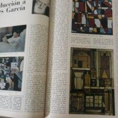Collezionismo di Rivista Blanco y Negro: INTRODUCCION A JOAQUIN TORRES GARCIA . POR GAYA NUÑO 2 PÁGINAS AÑO 1973. Lote 218609261
