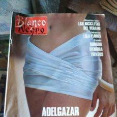 Coleccionismo de Revista Blanco y Negro: REVISTA BLANCO Y NEGRO (SEMANARIO DE ABC, 17 JUNIO DE 1990). Lote 219208610