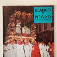 Coleccionismo de Revista Blanco y Negro: REVISTA BLANCO Y NEGRO N. 2395 DE 29 MARZO 1958. Lote 221891288