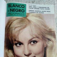Coleccionismo de Revista Blanco y Negro: BLANCO Y NEGRO AÑO 1959 , TOMO CON Nº 2479, 2480, 2481, 2482, 2483, 2484, 2485, 2486,. Lote 222056183