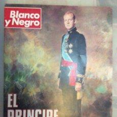 Coleccionismo de Revista Blanco y Negro: BLANCO Y NEGRO DEL 75 CON DIBUJO DE MINGOTE. Lote 222296677