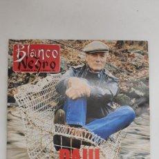 Coleccionismo de Revista Blanco y Negro: REVISTA BLANCO Y NEGRO. PAUL NEWMAN. LAS EDADES DEL HOMBRE.1995. Lote 222543972