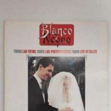 Coleccionismo de Revista Blanco y Negro: REVISTA BLANCO Y NEGRO. LA BODA. INFANTA CRISTINA. 1995. Lote 222544420