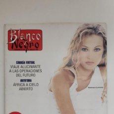 Coleccionismo de Revista Blanco y Negro: REVISTA BLANCO Y NEGRO. GENERACIÓN TOP. VANESSA LORENZO. 1995.. Lote 222544986