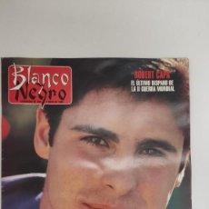 Coleccionismo de Revista Blanco y Negro: REVISTA BLANCO Y NEGRO. FRANCISCO RIVERA ORDÓÑEZ. CARNET DE MITO. 1995. Lote 222545365