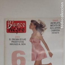 Coleccionismo de Revista Blanco y Negro: REVISTA BLANCO Y NEGRO. 6 DIETAS A MEDIDA PARA LLEGAR A PUNTO A LA CITA DE VERANO. 1995. Lote 222545518