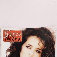 Coleccionismo de Revista Blanco y Negro: REVISTA BLANCO Y NEGRO 1995. BLANCA NAVIDAD. BLANCA SUELVES.. Lote 222548538