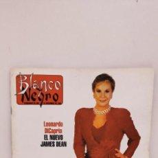 Coleccionismo de Revista Blanco y Negro: REVISTA BLANCO Y NEGRO 1995. LA NOCHE MÁS HERMOSA DE LINA MORGAN. Lote 222548642