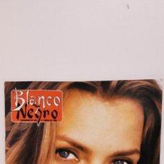 Coleccionismo de Revista Blanco y Negro: REVISTA BLANCO Y NEGRO 1996. MICHEL PFEIFFER. NO HAY NADA TAN BRUTAL COMO LA FAMA.. Lote 222549348