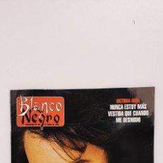 Coleccionismo de Revista Blanco y Negro: REVISTA BLANCO Y NEGRO 1996. RAPHAEL DIGAN LO QUE DIGAN. Lote 222549457