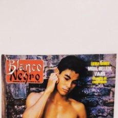 Coleccionismo de Revista Blanco y Negro: REVISTA BLANCO Y NEGRO 1996. JULIO IGLESIAS PREYSLER. ME MOLESTAN LAS MENTIRAS.... Lote 222549563