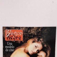 Coleccionismo de Revista Blanco y Negro: REVISTA BLANCO Y NEGRO 1996. UNA MODELO DE CINE. CINDY CRAWFORD. EL ARTE DE LA BELLEZA. Lote 222549921