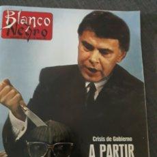 Coleccionismo de Revista Blanco y Negro: REVISTA AÑO 1991 . FANGORIA .SANDRA MYERS - MONICA SCHWARTZ. Lote 223231620