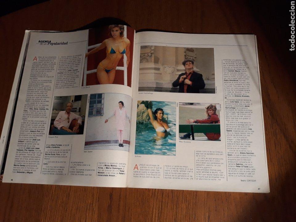 Coleccionismo de Revista Blanco y Negro: ENTREVISTA A ALASKA . MADONNA. REVISTA BLANCO Y NEGRO N° 3639 . MARZO AÑO 1989 - Foto 6 - 223278370