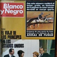 Colecionismo de Revistas Preto e Branco: BLANCO Y NEGRO Nº 3066 DE 1971- LOS PRINCIPES Y NIXON- HITLER- MINIS LEYLAND CINQUECENTO ALTA 200.... Lote 223350966