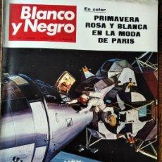 Colecionismo de Revistas Preto e Branco: BLANCO Y NEGRO Nº 2965 DE 1969- SANTA CRUZ DE LA PALMA- MODA PRIMAVERA VERANO – APOLO 9 ASTRONAUTAS.. Lote 223361781