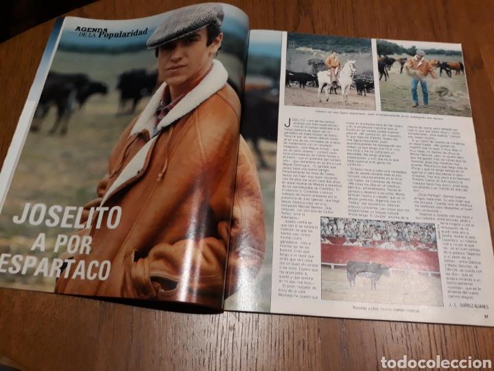 Coleccionismo de Revista Blanco y Negro: REVISTA BLANCO Y NEGRO N° 3590 .1988 .SEVILLA EN FERIA . JOSELITO . IBAÑEZ SERRADOR . - Foto 4 - 223843852